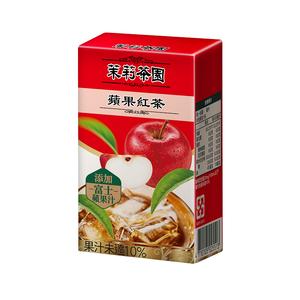 光泉茉莉茶園蘋果紅茶-250ml