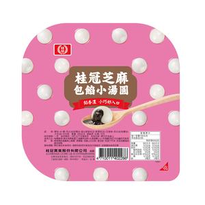 桂冠芝麻小湯圓200g
