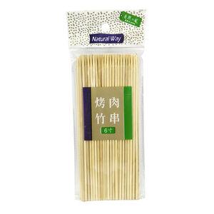 【免洗餐具】竹串6寸