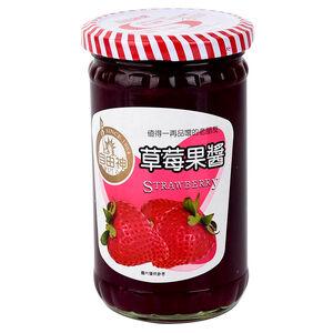 自由牌草莓果醬400g