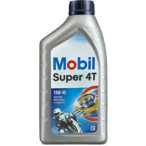 Mobil Super 4T 15W40