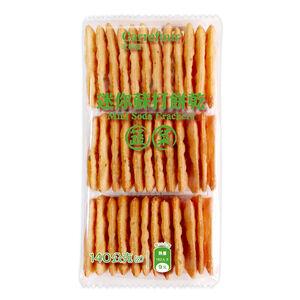 家樂福迷你蔬菜蘇打餅乾-140g