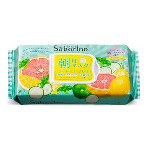 Saborino早安面膜-清爽型