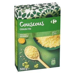 C-Couscous fine 500G
