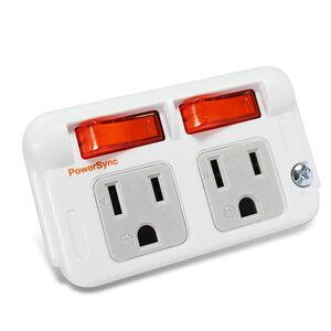 PowerSync Energy-Saving Surge Protector