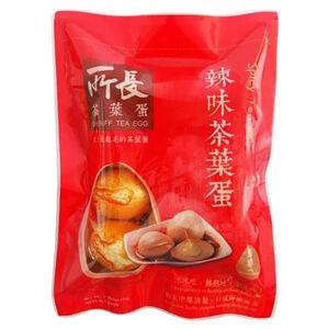所長茶葉蛋-辣味(每包8顆 約600g)
