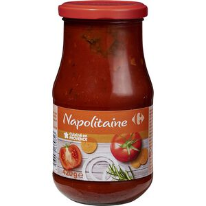 C-Neapolitan Sauce 420g