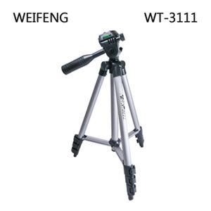 WT-3111 四節鋁合金腳架