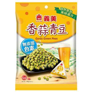 義美香蒜青豆-178g
