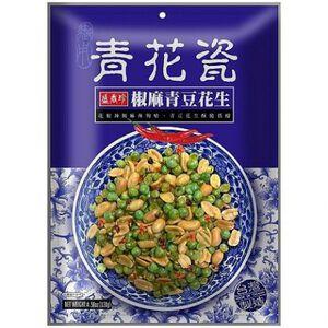 盛香珍椒麻青豆花生-130g
