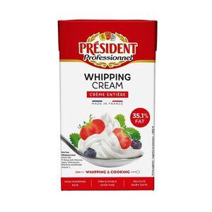 President UHT Cream