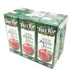 樹頂100純蘋果汁200ml, , large