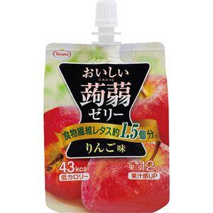 Tarami konjac jelly-Apple