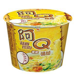統一阿Q蒜香珍肉(碗)106g