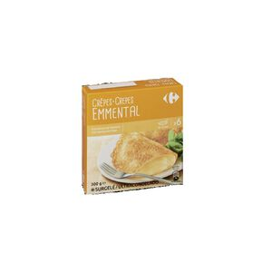C-Emmental Cheese Crepes 6 x 50g