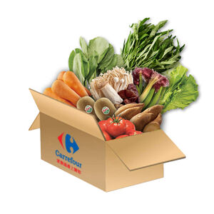 旬果屋鮮食蔬果箱