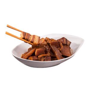 Stewed Pork with Dried Bamboo