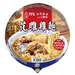 台酒花雕雞麵(碗)200g, , large