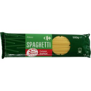 C-3 minutes Spaghetti