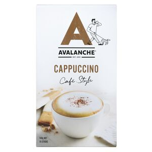 Avalanche Caf Style CAPPUCCINO