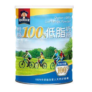 桂格100%低脂奶粉850g