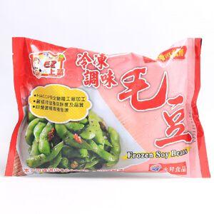 永昇冷凍調味毛豆-400g