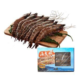 冷凍特大海虎蝦因各地區供貨商不同,實際出貨包裝以出貨店庫存為準。