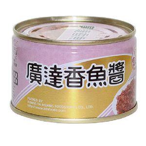 廣達香魚醬-160g