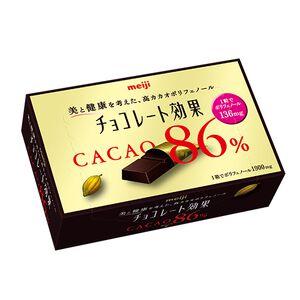 明治86%CACAO巧克力-70g