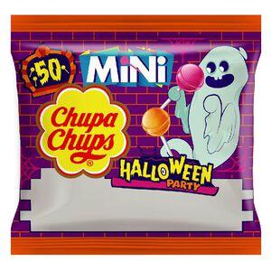 Chupa Chups Halloween Mini 50U Bag
