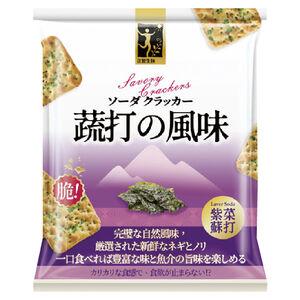 正哲紫菜蘇打餅經濟包