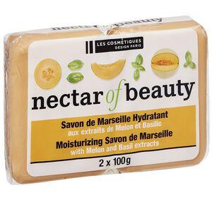 C-Paris Cosmet Marseille Soap Melon/Bas