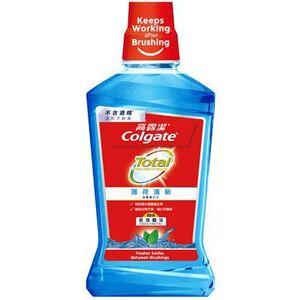 Colgate Total Mouthwash Peppermint Fresh