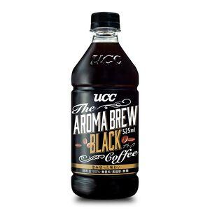 UCC Aroma Brew Black coffee