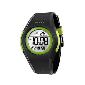 JAGA M984 冷光電子錶