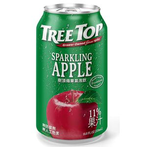 Tree Top Sparkling Apple-Can 320ml