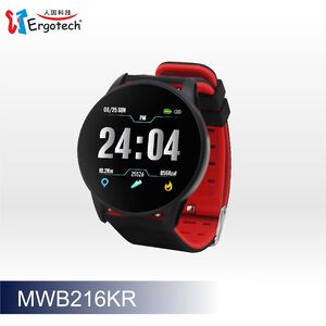 人因MWB216 大錶徑心率智慧監測運動手錶