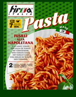 Firma Fusilli neapolitan sauce