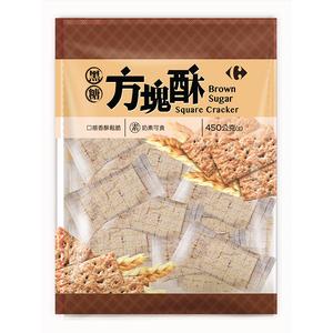 C-Brown Sugar Square Cracker