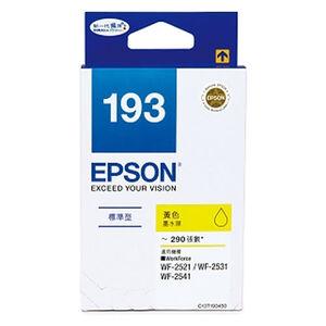 EPSON C13T193450 INK Yellow