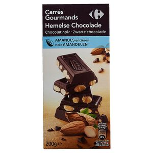 C-Almonds Dark Chocolate 200G