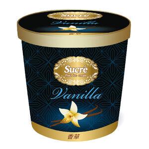 百吉喜客冰淇淋-香草-485g