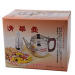 賓士#304不鏽鋼茶壺1.2L, , large