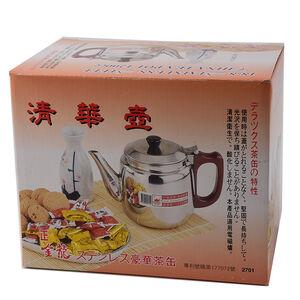 賓士#304不鏽鋼茶壺1.2L