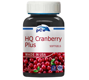 PCW cranberry