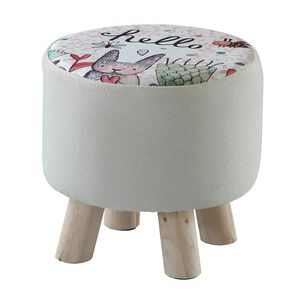 Fat little stool