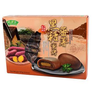 竹葉堂黑糖蜜烤蕃薯