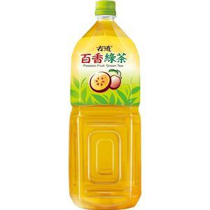 KU TAO Passion Fruit Green Tea 2L