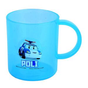 POLI卡通水杯-顏色隨機出貨