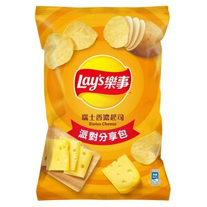 Lays Party Pack Cheese